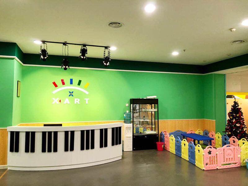 儿童艺术培训环境