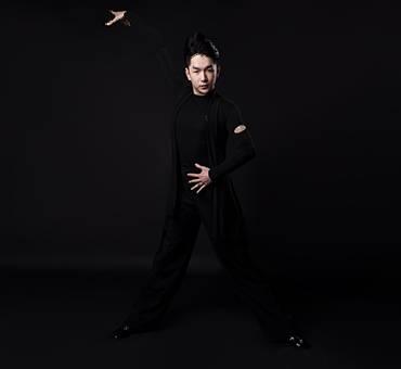 舞蹈老师杨昌华
